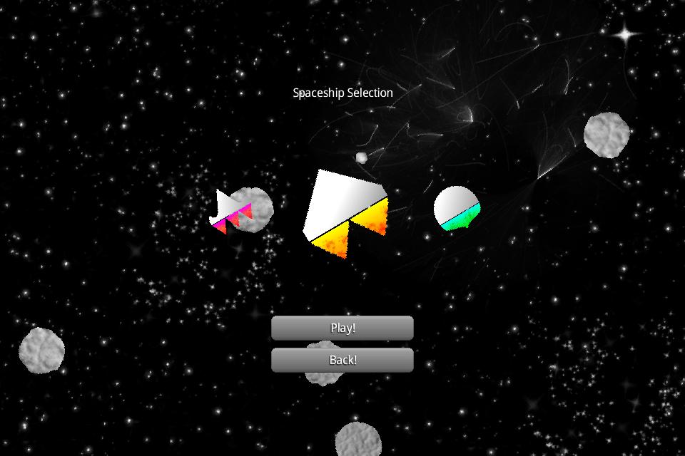 spaceship-selection